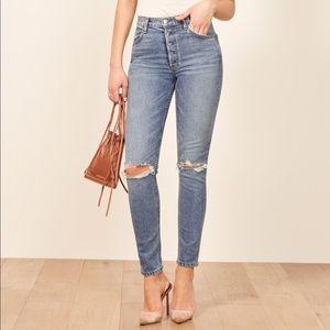 Reformation Serena High Skinny Jean (Melbourne)